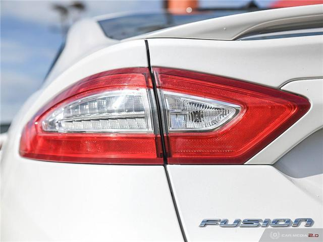 2015 Ford Fusion SE (Stk: A2859) in Saskatoon - Image 12 of 27