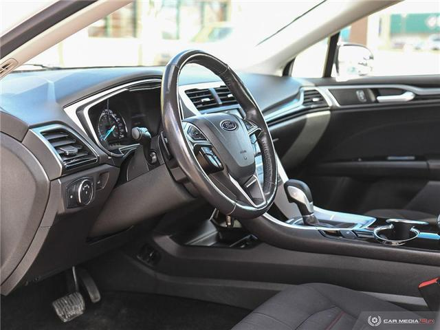 2015 Ford Fusion SE (Stk: A2859) in Saskatoon - Image 13 of 27