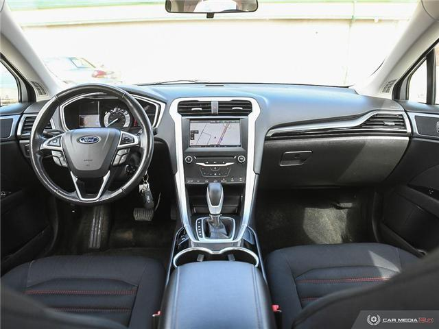 2015 Ford Fusion SE (Stk: A2859) in Saskatoon - Image 25 of 27