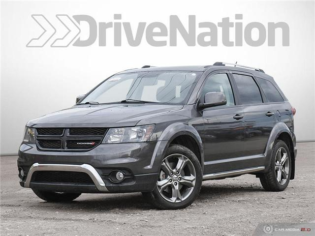 2017 Dodge Journey Crossroad (Stk: A2847) in Saskatoon - Image 1 of 26