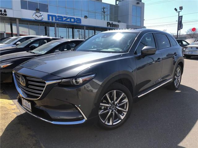 2019 Mazda CX-9 GT MANAGER'S DEMO, GREAT SAVINGS (Stk: D19-088) in Woodbridge - Image 1 of 30