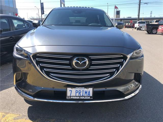 2019 Mazda CX-9 GT MANAGER'S DEMO, GREAT SAVINGS (Stk: D19-088) in Woodbridge - Image 2 of 30
