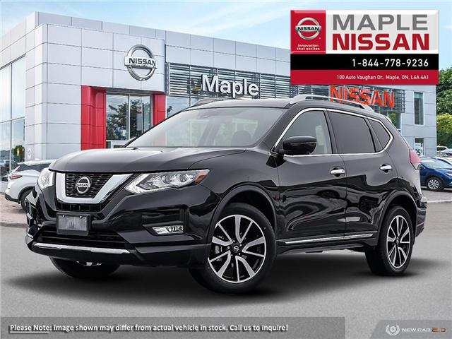 2019 Nissan Rogue SL (Stk: M19R202) in Maple - Image 1 of 23