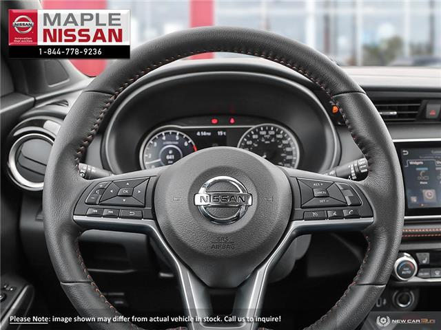 2019 Nissan Kicks SR (Stk: M19K069) in Maple - Image 13 of 23