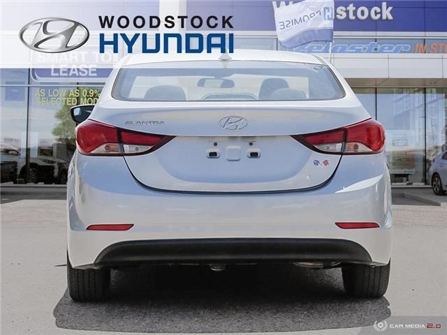 2014 Hyundai Elantra GL (Stk: P1423) in Woodstock - Image 5 of 27