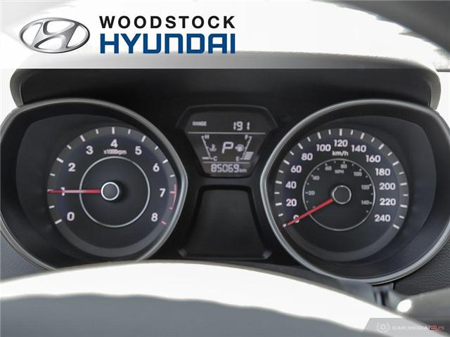 2014 Hyundai Elantra GL (Stk: P1423) in Woodstock - Image 8 of 27