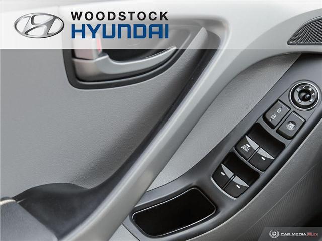 2014 Hyundai Elantra GL (Stk: P1423) in Woodstock - Image 10 of 27