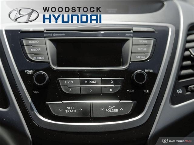 2014 Hyundai Elantra GL (Stk: P1423) in Woodstock - Image 14 of 27