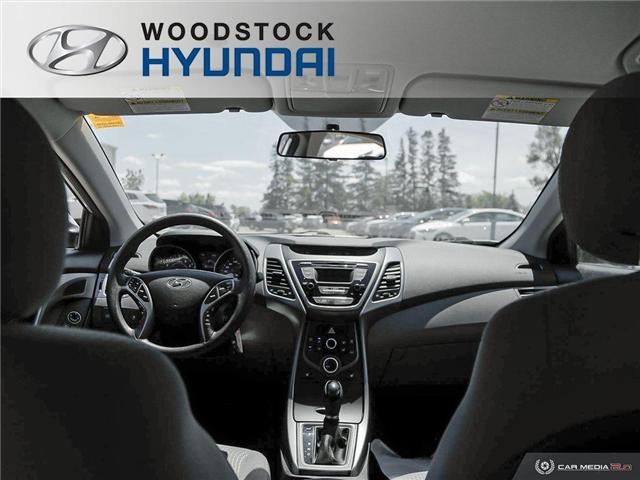 2014 Hyundai Elantra GL (Stk: P1423) in Woodstock - Image 18 of 27