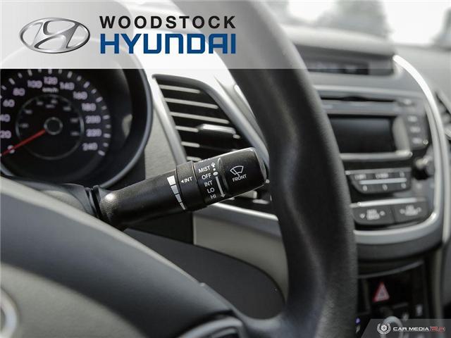 2014 Hyundai Elantra GL (Stk: P1423) in Woodstock - Image 20 of 27