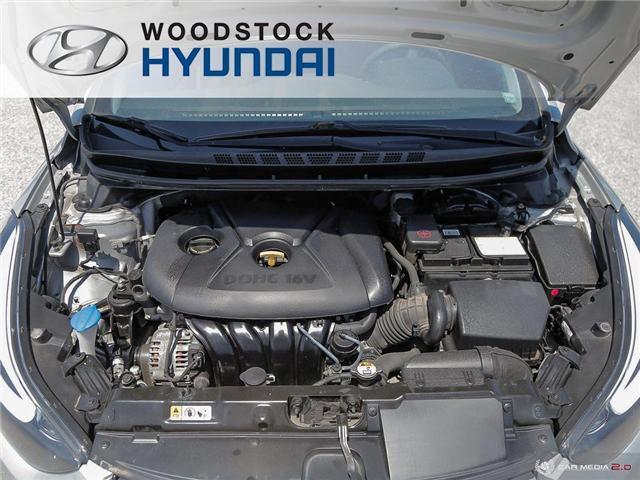 2014 Hyundai Elantra GL (Stk: P1423) in Woodstock - Image 23 of 27