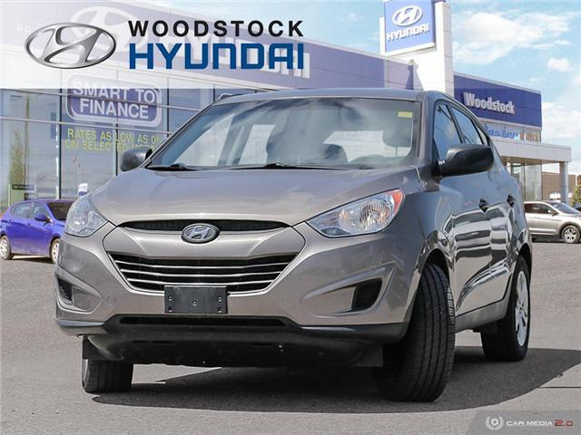2013 Hyundai Tucson GL (Stk: TN19060A) in Woodstock - Image 1 of 29