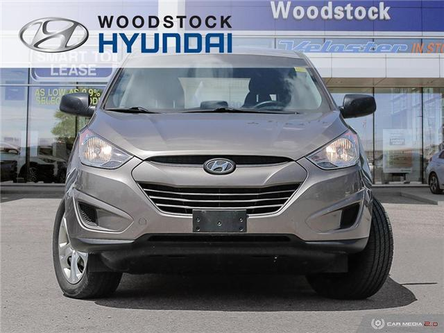 2013 Hyundai Tucson GL (Stk: TN19060A) in Woodstock - Image 2 of 29