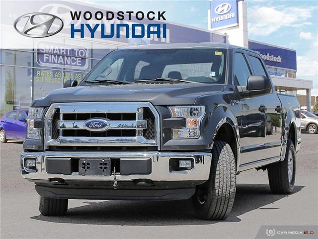 2016 Ford F-150 XLT (Stk: P1418) in Woodstock - Image 1 of 29