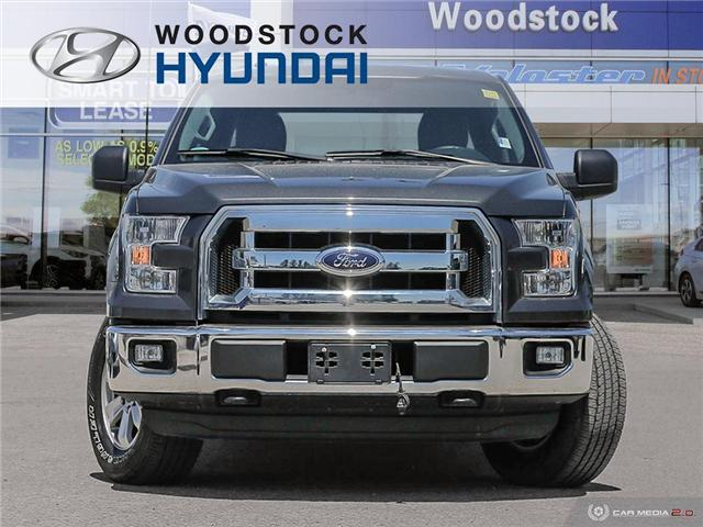2016 Ford F-150 XLT (Stk: P1418) in Woodstock - Image 2 of 29