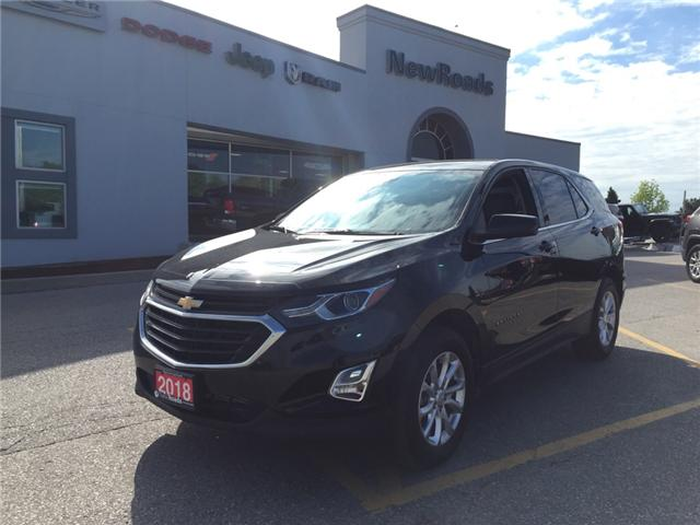 2018 Chevrolet Equinox 1LT (Stk: 24178T) in Newmarket - Image 1 of 21