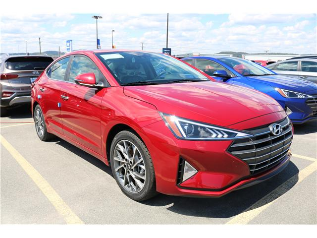 2020 Hyundai Elantra Luxury (Stk: 02852) in Saint John - Image 1 of 1