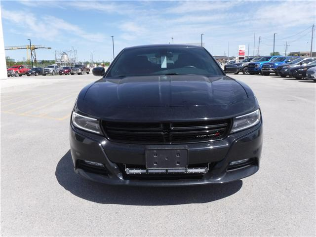 2015 Dodge Charger SXT (Stk: U-3898) in Kapuskasing - Image 2 of 7
