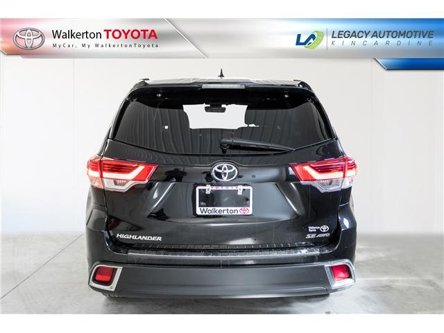 2018 Toyota Highlander XLE (Stk: P9075) in Walkerton - Image 5 of 27