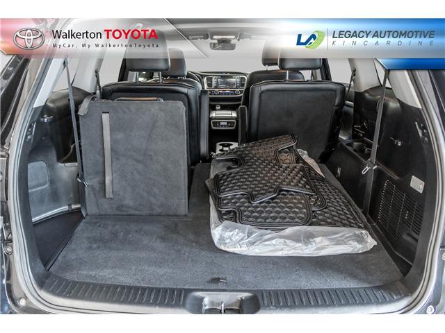 2018 Toyota Highlander XLE (Stk: P9075) in Walkerton - Image 7 of 27