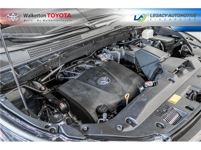 2018 Toyota Highlander XLE (Stk: P9075) in Walkerton - Image 13 of 27