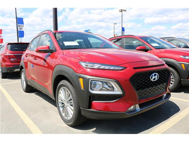 2019 Hyundai Kona 2.0L Preferred (Stk: 99888) in Saint John - Image 1 of 2