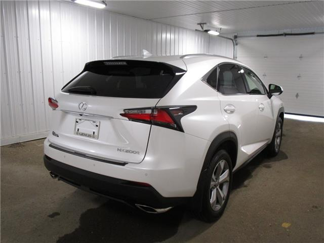 2017 Lexus NX 200t Base (Stk: 1936001) in Regina - Image 4 of 35