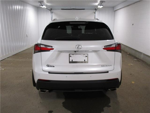 2017 Lexus NX 200t Base (Stk: 1936001) in Regina - Image 8 of 35