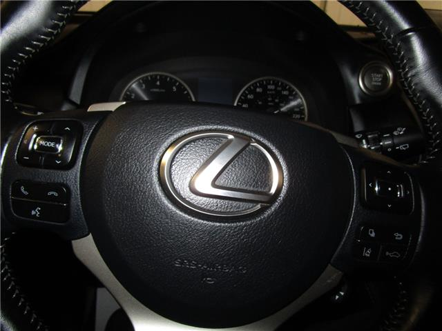 2017 Lexus NX 200t Base (Stk: 1936001) in Regina - Image 17 of 35