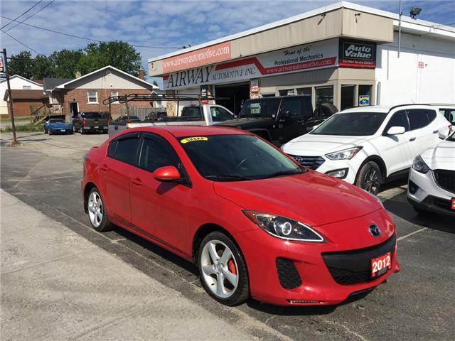 2012 Mazda Mazda3 GX (Stk: 1841) in Garson - Image 1 of 9