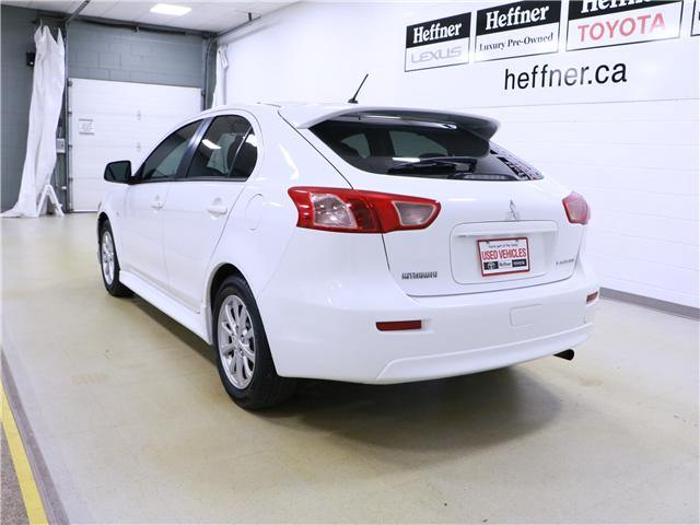 2011 Mitsubishi Lancer Sportback SE (Stk: 195255) in Kitchener - Image 2 of 30