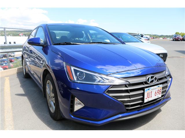 2020 Hyundai Elantra Preferred (Stk: 02795) in Saint John - Image 1 of 2