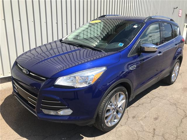 2015 Ford Escape SE (Stk: X4690A) in Charlottetown - Image 1 of 21