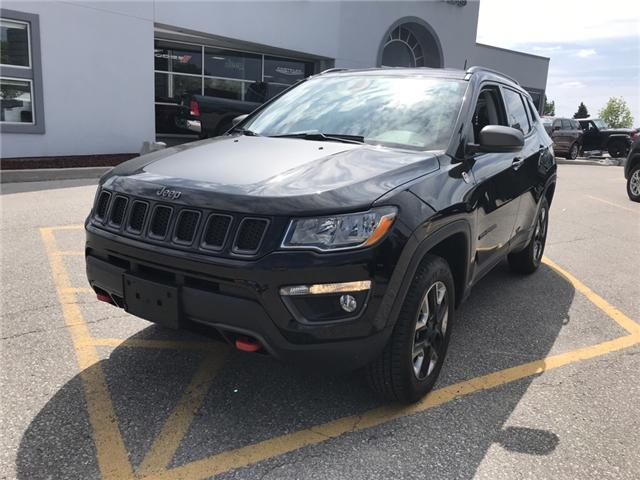 2018 Jeep Compass Trailhawk (Stk: 24181T) in Newmarket - Image 1 of 21