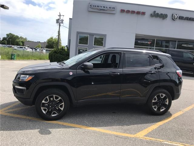 2018 Jeep Compass Trailhawk (Stk: 24181T) in Newmarket - Image 2 of 21