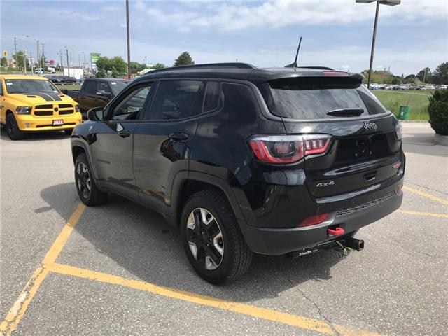 2018 Jeep Compass Trailhawk (Stk: 24181T) in Newmarket - Image 3 of 21