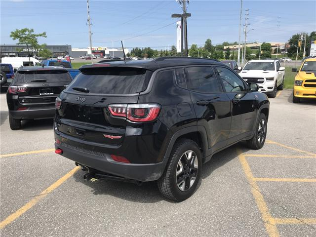 2018 Jeep Compass Trailhawk (Stk: 24181T) in Newmarket - Image 5 of 21