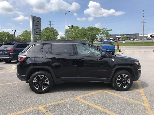 2018 Jeep Compass Trailhawk (Stk: 24181T) in Newmarket - Image 6 of 21