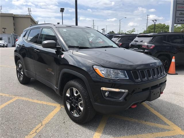 2018 Jeep Compass Trailhawk (Stk: 24181T) in Newmarket - Image 7 of 21