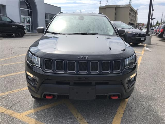 2018 Jeep Compass Trailhawk (Stk: 24181T) in Newmarket - Image 8 of 21