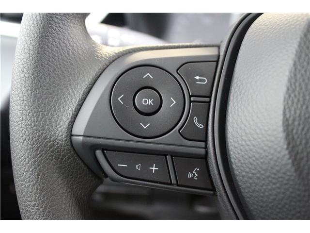2020 Toyota Corolla LE (Stk: P021099) in Winnipeg - Image 13 of 26