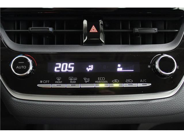 2020 Toyota Corolla LE (Stk: P021099) in Winnipeg - Image 18 of 26