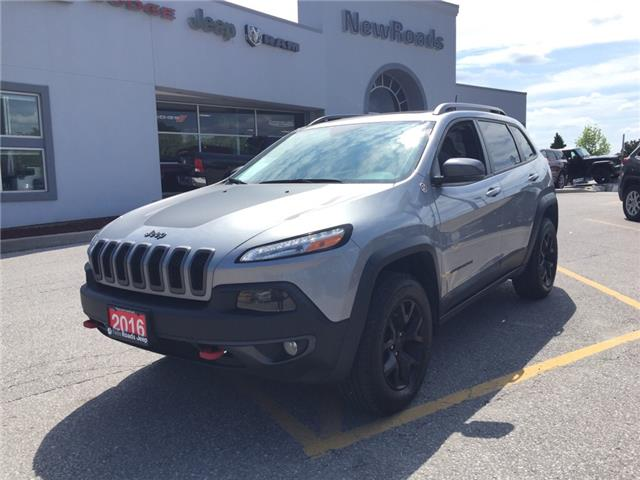 2016 Jeep Cherokee Trailhawk (Stk: 24180T) in Newmarket - Image 1 of 21