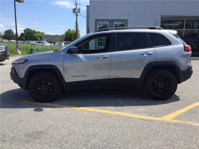2016 Jeep Cherokee Trailhawk (Stk: 24180T) in Newmarket - Image 2 of 21