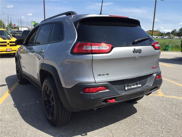 2016 Jeep Cherokee Trailhawk (Stk: 24180T) in Newmarket - Image 3 of 21