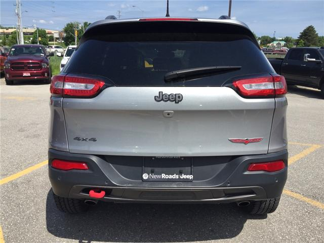 2016 Jeep Cherokee Trailhawk (Stk: 24180T) in Newmarket - Image 4 of 21