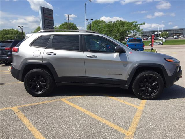 2016 Jeep Cherokee Trailhawk (Stk: 24180T) in Newmarket - Image 6 of 21