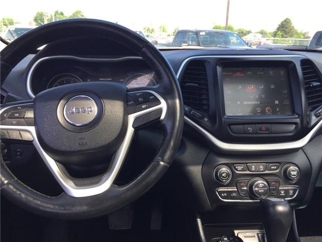 2016 Jeep Cherokee Trailhawk (Stk: 24180T) in Newmarket - Image 12 of 21