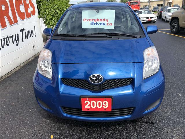 2009 Toyota Yaris LE (Stk: 19-405) in Oshawa - Image 2 of 14