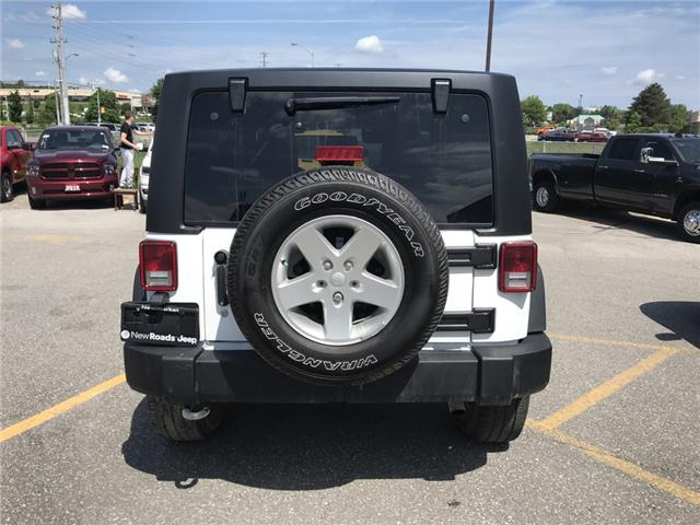 2017 Jeep Wrangler Sport (Stk: 24167T) in Newmarket - Image 4 of 17